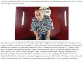 LA CROIX : Pone, combattant de la sérénité